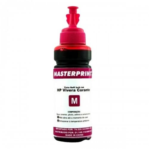 Refil de Tinta Bulk Ink Para HP 100Ml Masterprint - Masterprint - ECO