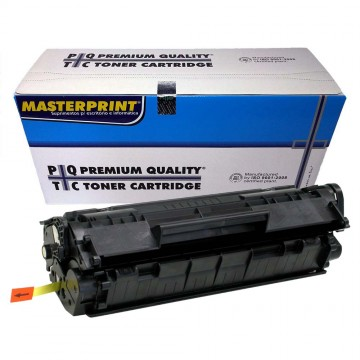 Toner Compativel 12A Q2612A Masterprint