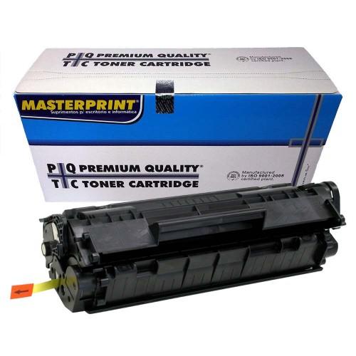 Toner Compativel 12A Q2612A Masterprint - MasterPrint - Q2612A