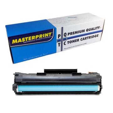 Toner Para HP CB435 CB436 CE285 CE278 P1005 1006 Black Masterprint