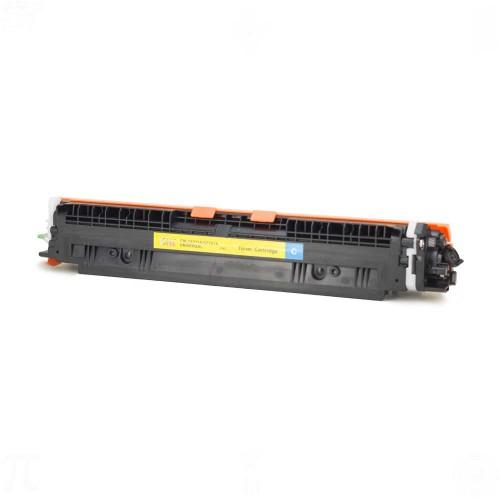 Toner Para HP CP1025 M175NW 2050 CE311 CF351A Cyan Masterprint - Masterprint - 7898119178030
