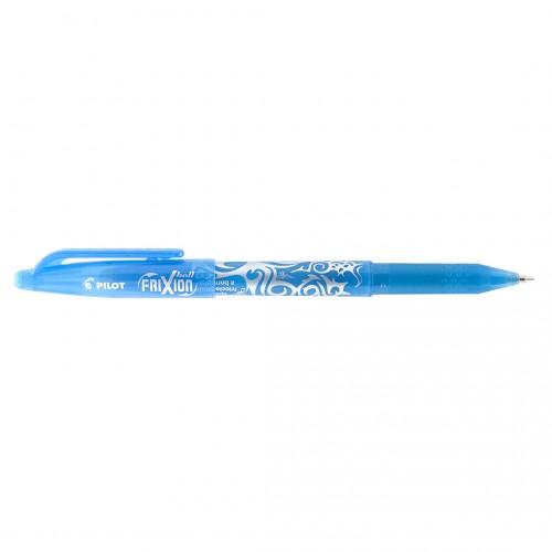 Caneta Esferográfica Frixion Ball 0.7 Azul Escreve Apaga Pilot 12 Unidades - PILOT - Frixion Ball 0.7