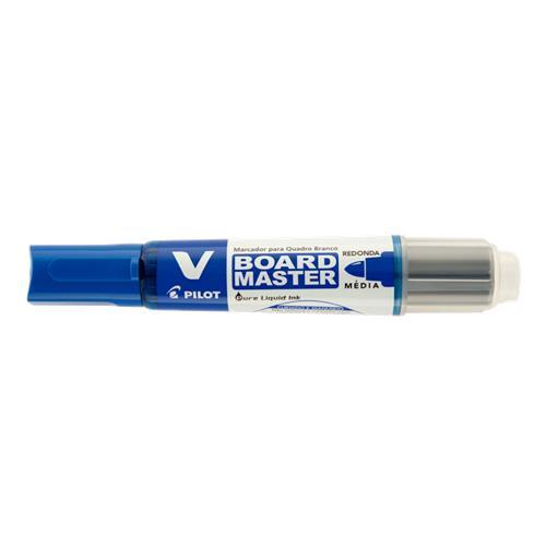 Pincel Marcador Para Quadro Branco Wbma-Vbm-M Board Master Pilot Unidade - PILOT - WBMA
