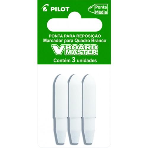 Ponta Para Pincel Marcador Board Master Wbm-M Pilot Unidade - PILOT - WBM-M