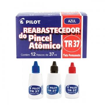Tinta Para Pincel Atomico Tr37 Pilot | 12 Unidades