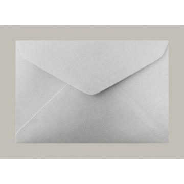 Envelope Carta 114x162 Mar del Plata Prata Scrity 100 Unidades