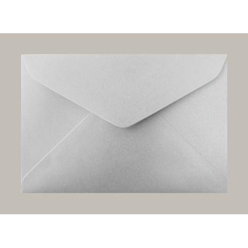 Envelope Carta 114x162 Mar del Plata Prata Scrity 100 Unidades - Scrity - 114x162 Mar del Plata