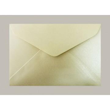 Envelope Carta 114x162 Majorca Ouro Dourado Scrity 100 Unidades