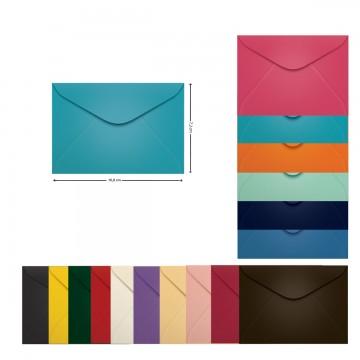 Envelope Visita 072x108 mm Scrity 100 Unidades