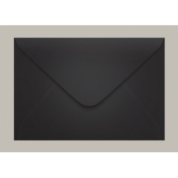 Envelope 160x235 Convite Preto Los Angeles Scrity ...