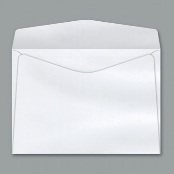 Envelope Carta 75 Gramas Sem Cep 11,4 X 16,2 Cm Co...
