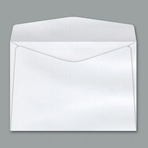 Envelope Carta Branco Sem CEP 11,4 X 16,2 Cm Cof010 1000 Unidades Scrity - Scrity - COF010