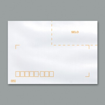 Envelope Carta COF012 Branco CEP Rpc 114X162 Scrity 1000 Unidades