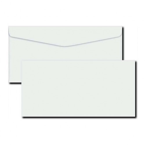Envelope Carta ofício 11,4 X 22,9 Sem CEP Cof020 1000 Unidades Scrity - Scrity - COF020