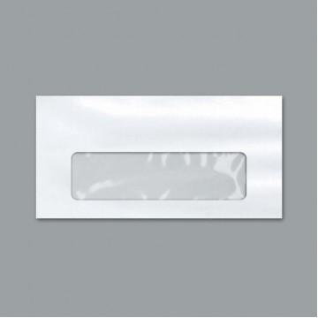Envelope Carta ofício Branco Com Janela 11,4 X 22,9 Cm Cof048 1000 Unidades Scrity