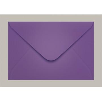 Envelope Convite 160x235 Amsterdam Roxo Scrity 100 Unidades
