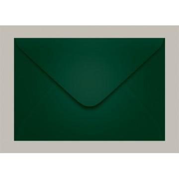 Envelope Carta 114x162 Brasil Verde Scrity 100 Unidades
