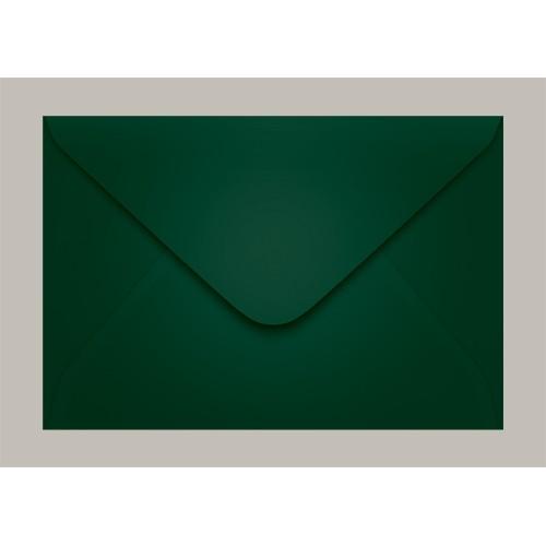 Envelope Convite 160x235 Brasil Verde Scrity 100 Unidades - Scrity - 160x235 Brasil