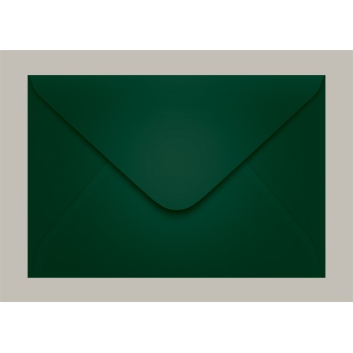 Envelope Carta 114x162 Brasil Verde Scrity 100 Unidades - Scrity - 114x162 Brasil