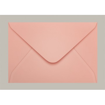 Envelope Carta 114x162 Fidji Rosa Claro Scrity 100 Unidades