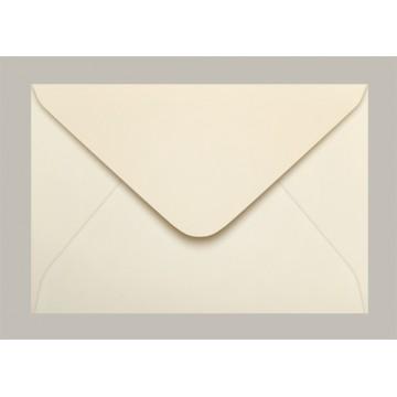 Envelope Carta 114x162 Marfim Scrity 100 Unidades