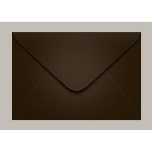 Envelope Convite 160x235 Marrocos Marrom Scrity 100 Unidades - Scrity - 160x235 Marrocos