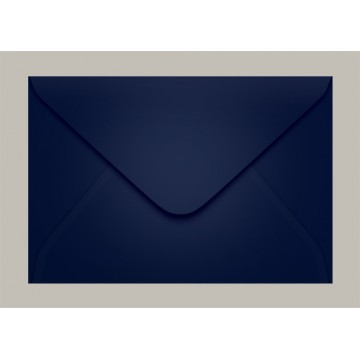 Envelope Carta 114x162 Porto Seguro Azul Escuro Scrity 100 Unidades
