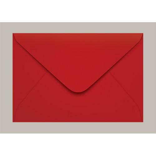 Envelope Carta 114x162 Tóquio Vermelho Scrity 100 Unidades - Scrity - 114x162 Tóquio