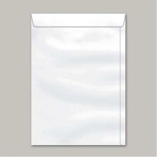 Envelope A3 37 x 47 cm Raio x Branco Saco Off Set Scrity 100 Unidades - Scrity - SOF347