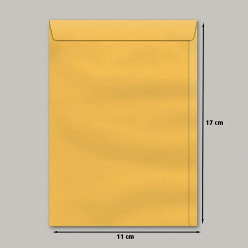 Envelope Dizimo 11 X 17 Cm Saco Scrity 250 Unidades - Scrity -