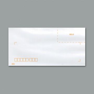 Envelope Ofício COF022 Branco 114 X 229 Com CEP Rpc Scrity 1000 Unidades