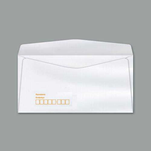 Envelope Ofício COF022 Branco 114 X 229 Com CEP Rpc Scrity 1000 Unidades - Scrity - COF022