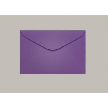 Envelope Visita 072x108 Amsterdam Roxo Scrity 100 Unidades
