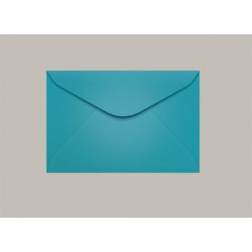 Envelope Visita 072x108 Bahamas Azul Claro Scrity 100 Unidades