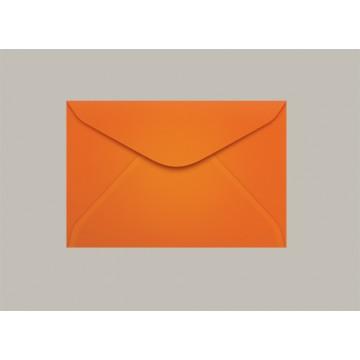 Envelope Visita 072x108 Cartagena Laranja Scrity 100 Unidades