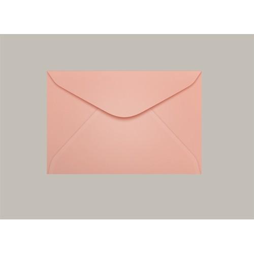 Envelope Visita 072x108 Fidji Rosa Claro Scrity 100 Unidades - Scrity - 072x108 Fidji