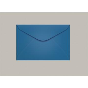 Envelope Visita 072x108 Grécia Azul Royal Scrity 100 Unidades