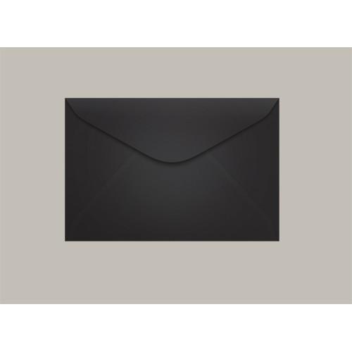 Envelope Visita 072x108 Los Angeles Preto Scrity 100 Unidades - Scrity - 072x108 Los Angeles