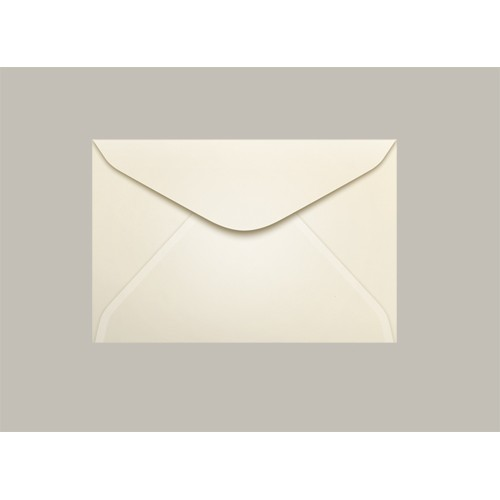 Envelope Visita 072x108 Marfim Scrity 100 Unidades - Scrity - 072x108 Marfim
