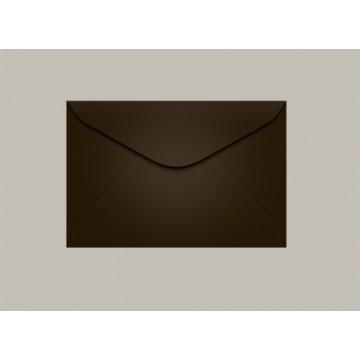 Envelope Visita 072x108 Marrocos Marrom Scrity 100 Unidades