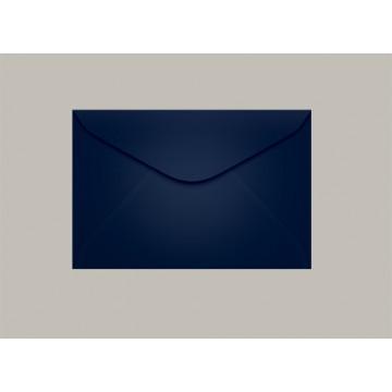 Envelope Visita 072x108 Porto Seguro Azul Escuro Scrity 100 Unidades