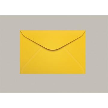 Envelope Visita 072x108 Rio De Janeiro Amarelo Scrity 100 Unidades