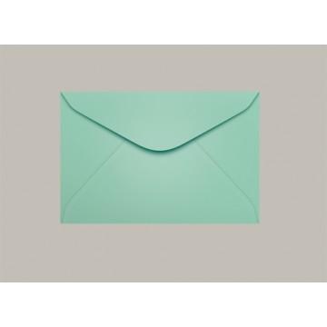 Envelope Visita 072x108 Tahiti Verde Claro Scrity 100 Unidades