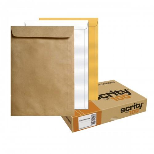 Envelope Saco Scrity 100 Unidades - Scrity -