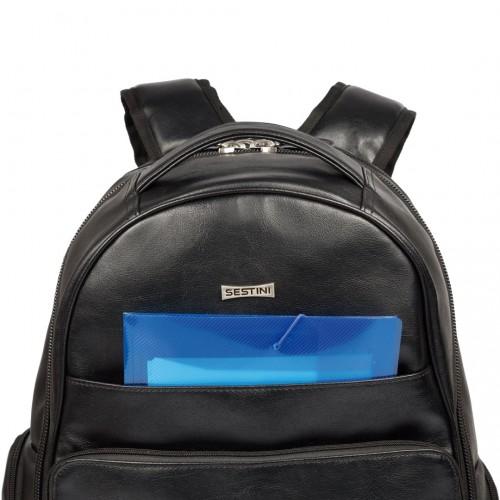 Mochila Notebook 2 Compartimento Active 3 Preta Sestini - Sestini - Active 3 020692-01