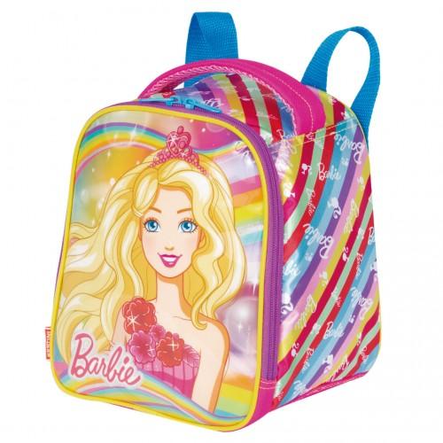 Kit Mochila Infantil Barbie 19X Lancheira Estojo Sestini - Sestini - 19X 065214-00
