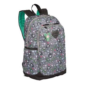 Mochila De Costas Feminina Magic Cactus Sestini