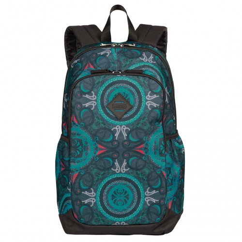 Mochila De Costas Unissex Magic Arabescos Sestini - Sestini - Arabescos 075517-32