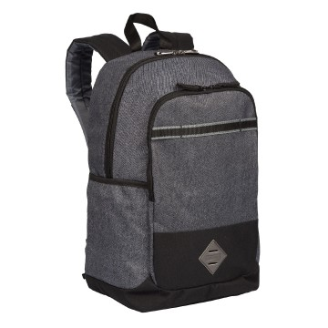 Mochila De Costas Unissex Magic Jeans Preto Sestini
