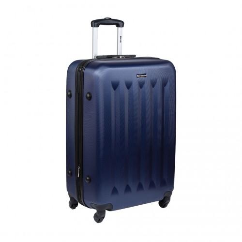 Mala De Viagem Grande 360º 4 Joy 3 Azul Marinho Sestini - Sestini - 4 Joy 3 040686-72